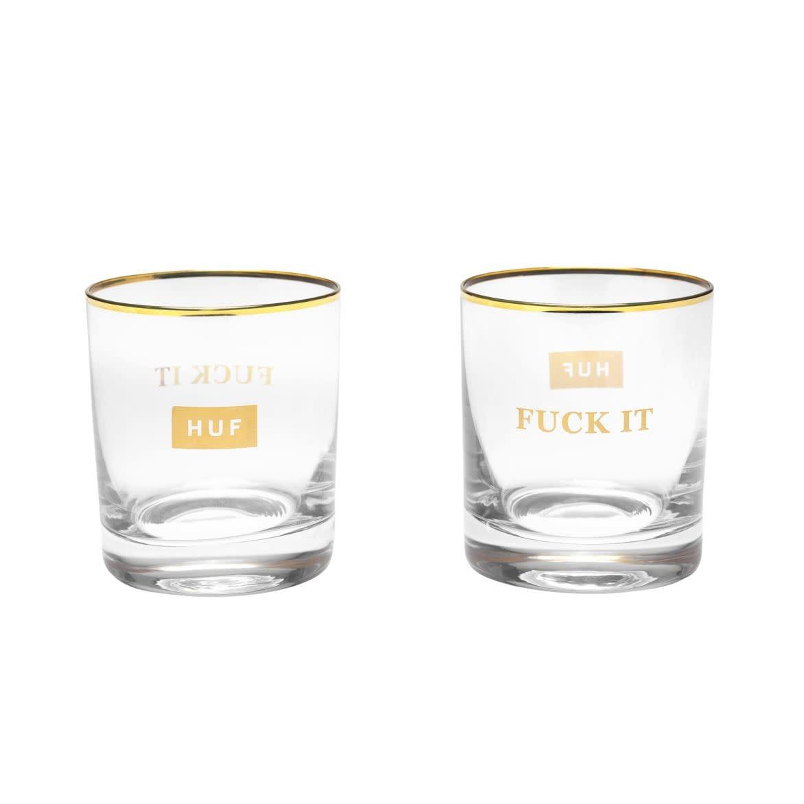 HUF HUF Whisky Glass Set