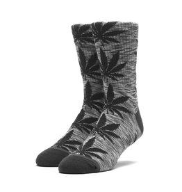 HUF Marled Plantlife Sock Black