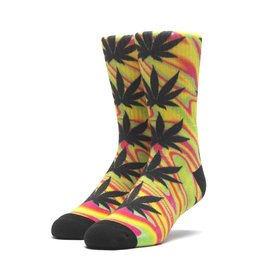 HUF GoodTrip Plantlife Sock Blazing Yellow