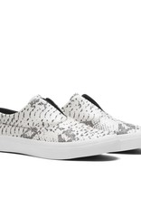 HUF Dylan Slip On White/Snakeskin