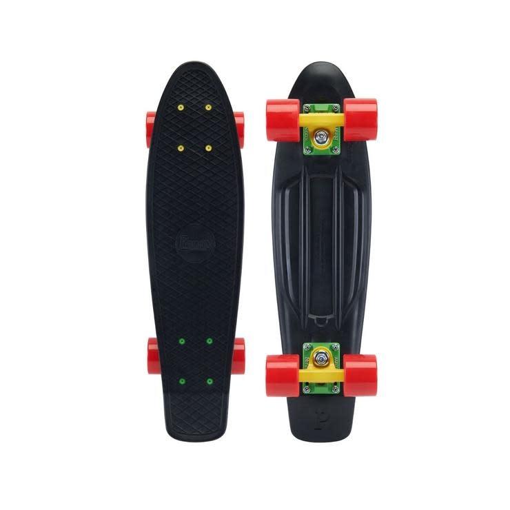 Penny Skateboards Penny Classic Complete Black/Rasta 22