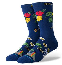Stance Socks Souvenir Navy Large