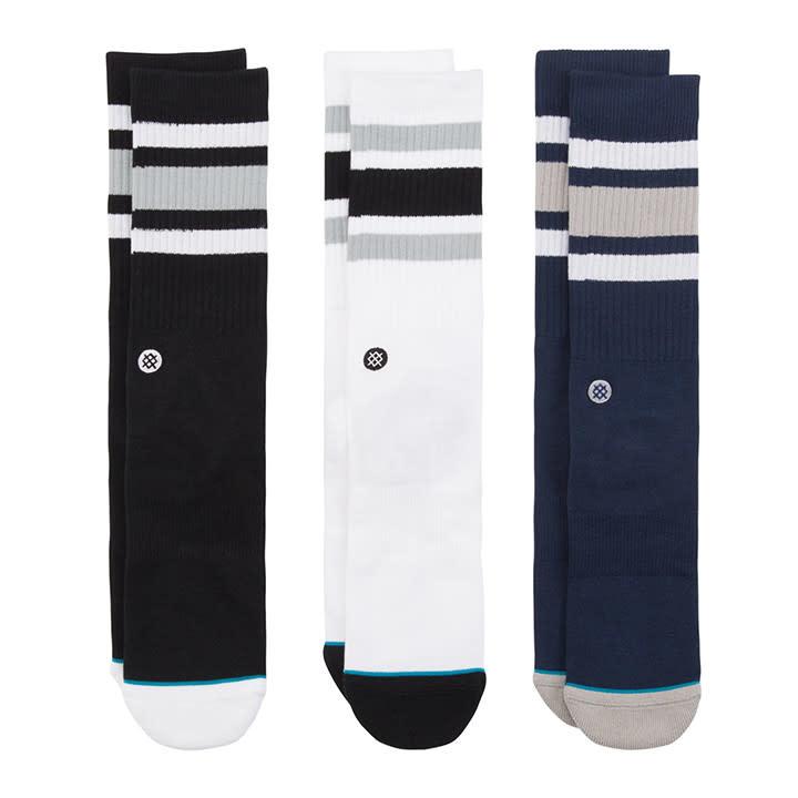 Stance Socks Boyd 3 Pack Multi Large