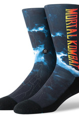 Stance Socks Mortal Kombat 2 Black Large