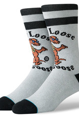 Stance Socks Goose On The Loose Grye Large