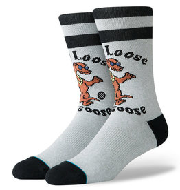 Stance Socks Goose On The Loose Grye Large
