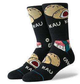 Stance Socks Grindz Black Large