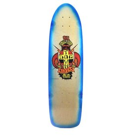 """Dogtown OG PC Tail Tap Classic 8.375"""" Natural/Neon Blue Fade"""