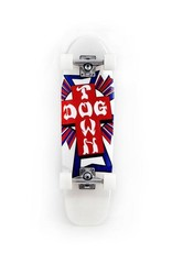 "Dogtown USA Cross Complete 7.75"" White Pearl"
