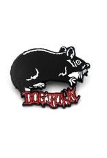 Dogtown Rat Enamel Pin