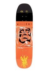 "Welcome Skateboards Pazuzu on Son of Moontrimmer 8.25"" Paprika"