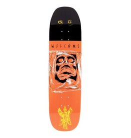 "Welcome Skateboards Pazuzu on Son of Moontrimmer 8.25"" Paprika"