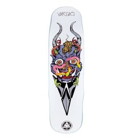 "Welcome Skateboards Maligno on Effigy 8.8"" White"