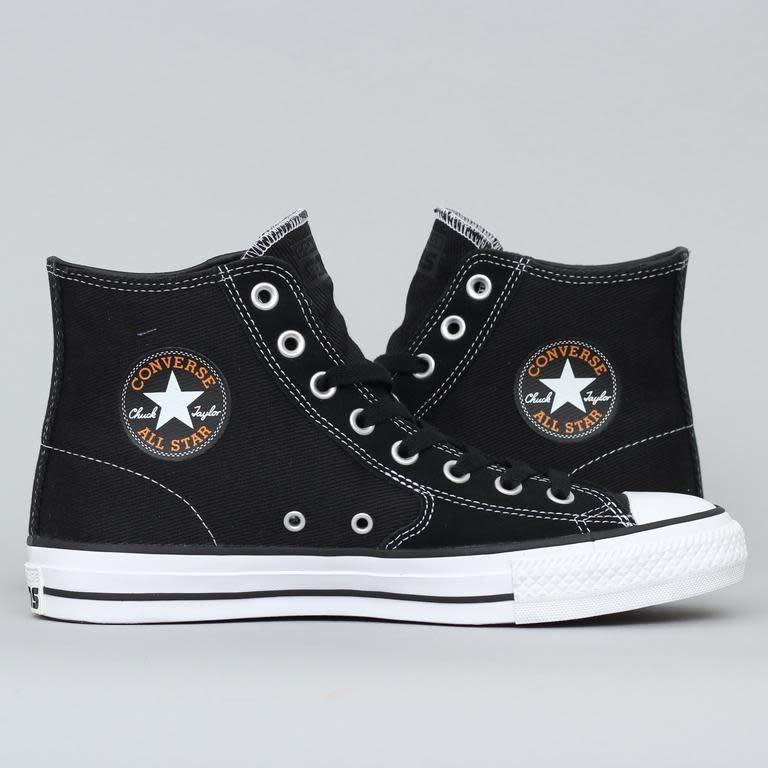 Converse USA Inc. CTAS Pro SJO Hi Black/Orange