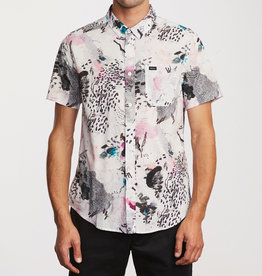 RVCA Delaney S/S White Multi