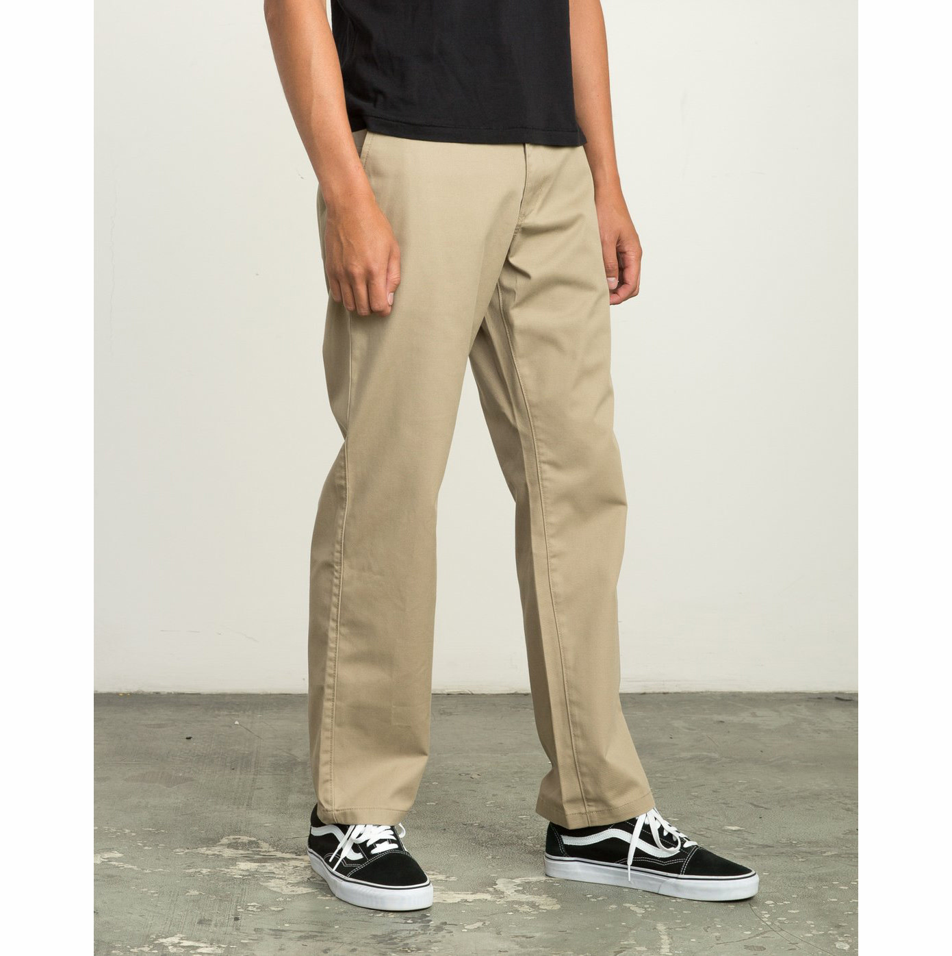 RVCA Big RVCA Chino Wood