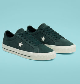 Converse USA Inc. One Star Pro Skate Deep Emerald/Egret