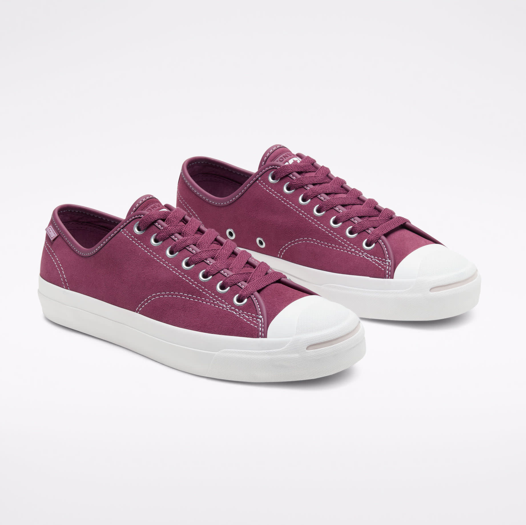 Converse USA Inc. JP Pro OX Suede Mesa Rose/White