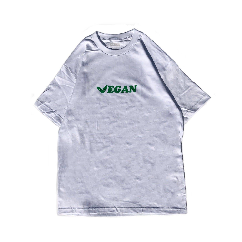 Stingwater Vegan White Tee