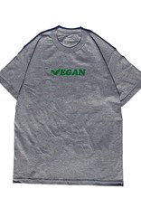 Stingwater Vegan Heather Grey Tee