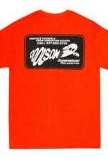 Call Me 917 Ooolson Tee Orange