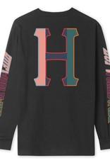 HUF Suspension Classic H L/S Black