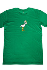 APB Skateshop APB Stork Kelly Green Tee