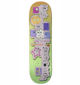 Frog Skateboards Cant Sit Still 8.5