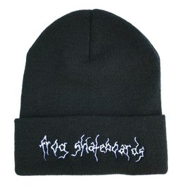 Frog Skateboards Evil Moon Beanie Black