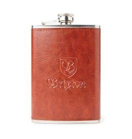 Brixton Main Label Flask