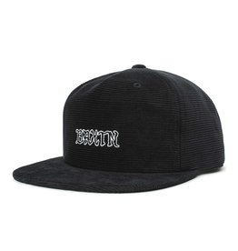 Brixton ALCO MP Snapback Black