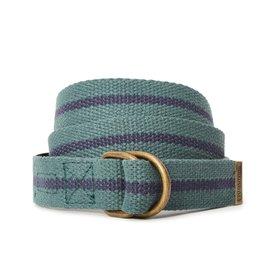 Brixton Shuffle ll Belt Emerald L/XL