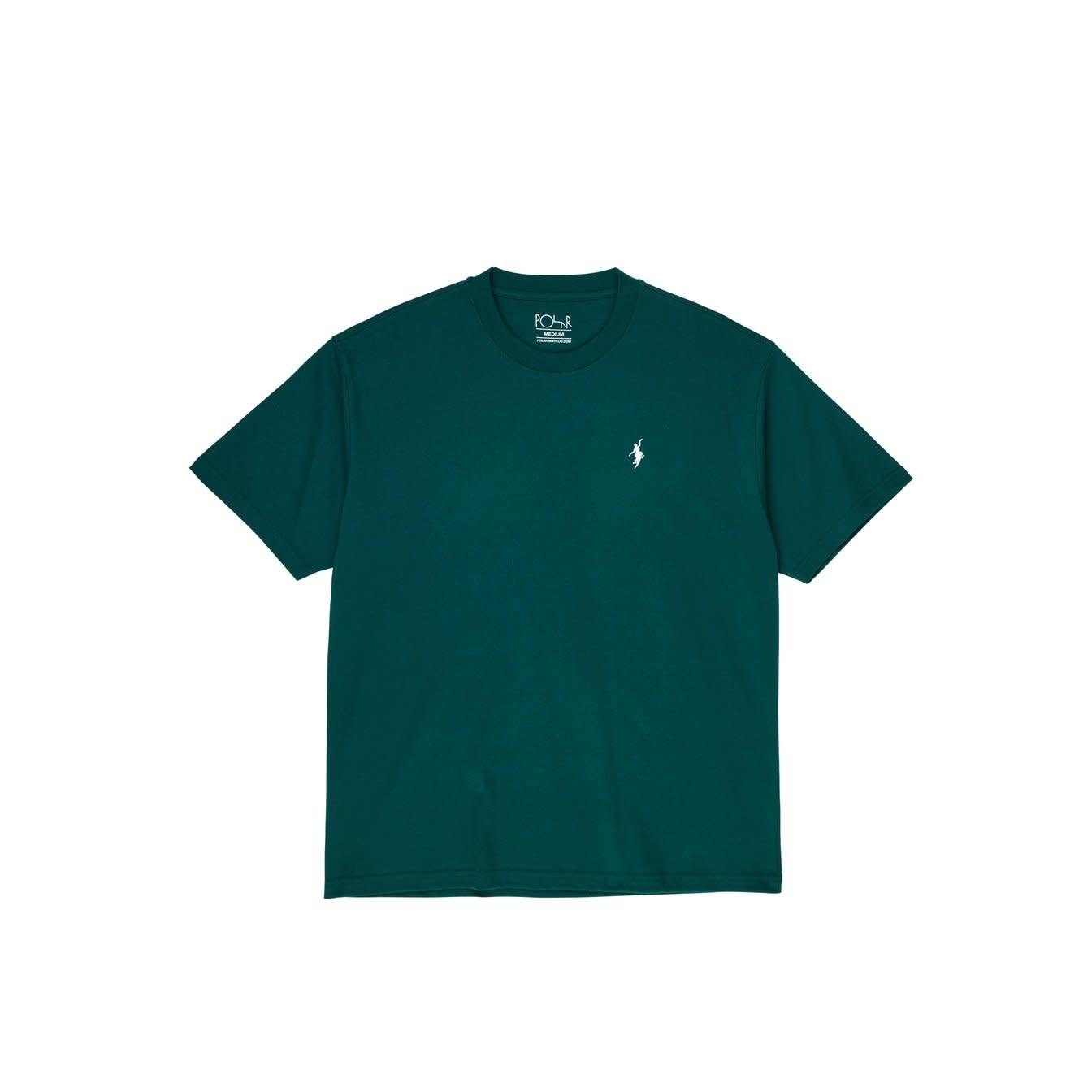 Polar Skate Co. No Comply Tee Dark Green