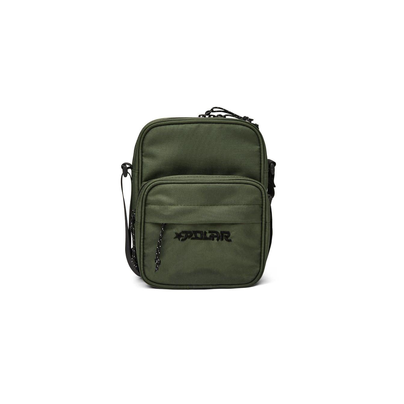 Polar Skate Co. Star Pocket Dealer Bag Olive