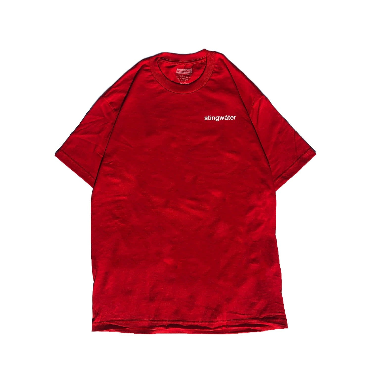 Stingwater Unknown Red Tee