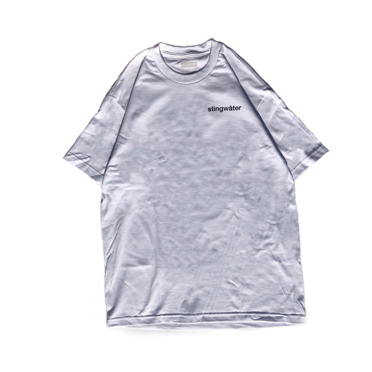 Stingwater Unknown White Tee