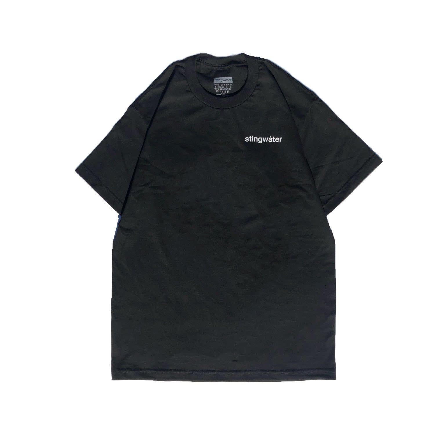 Stingwater Unknown Black Tee