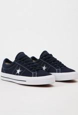 Converse USA Inc. One Star Pro Skate Obsidian/White