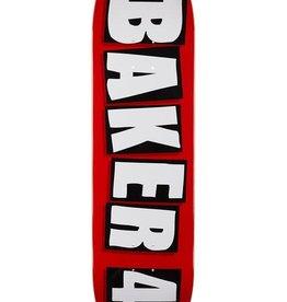 """Baker Skateboards Baker 4 OG Red 8.0"""""""