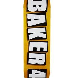 """Baker Skateboards Baker 4 White Veneer 8.75"""""""