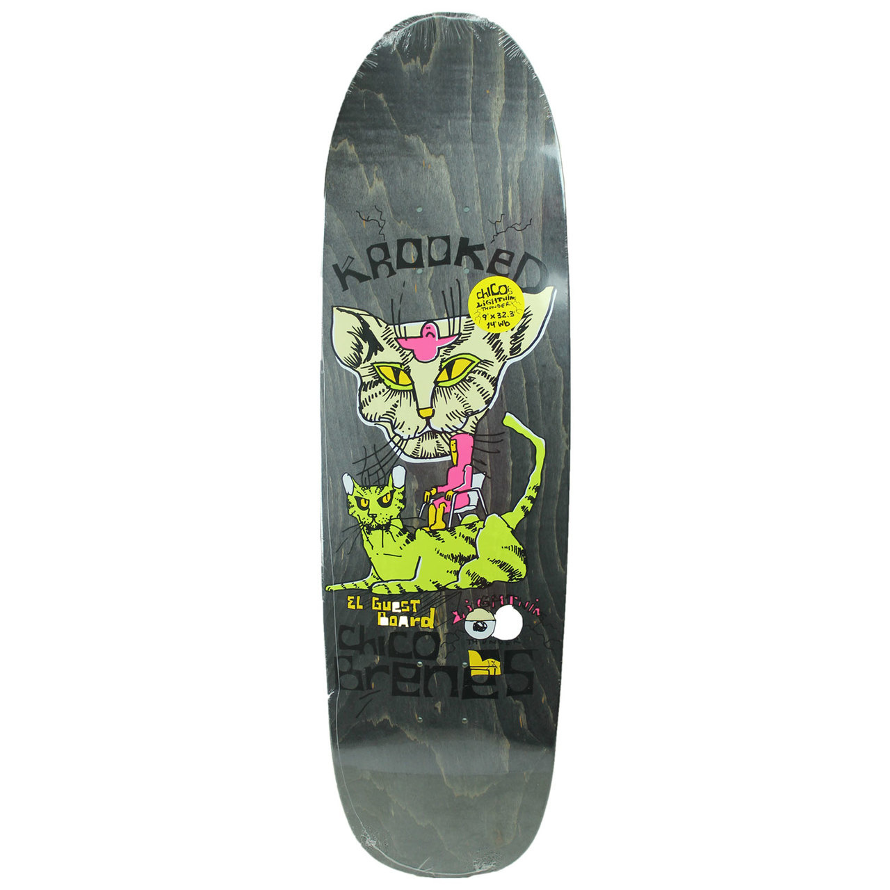 """Krooked Chico Guest 9.0"""""""