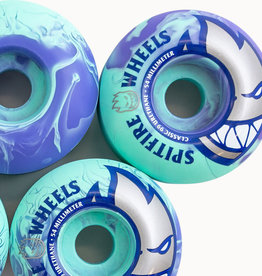 Spitfire Wheels Spitfire Bighead Teal Purple Swirl 53mm