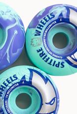 Spitfire Wheels Spitfire Bighead Teal Purple Swirl 54mm