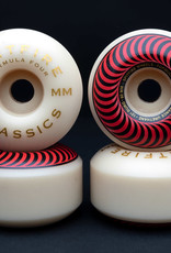 Spitfire Wheels Spitfire F4 99d Classic Red 60mm