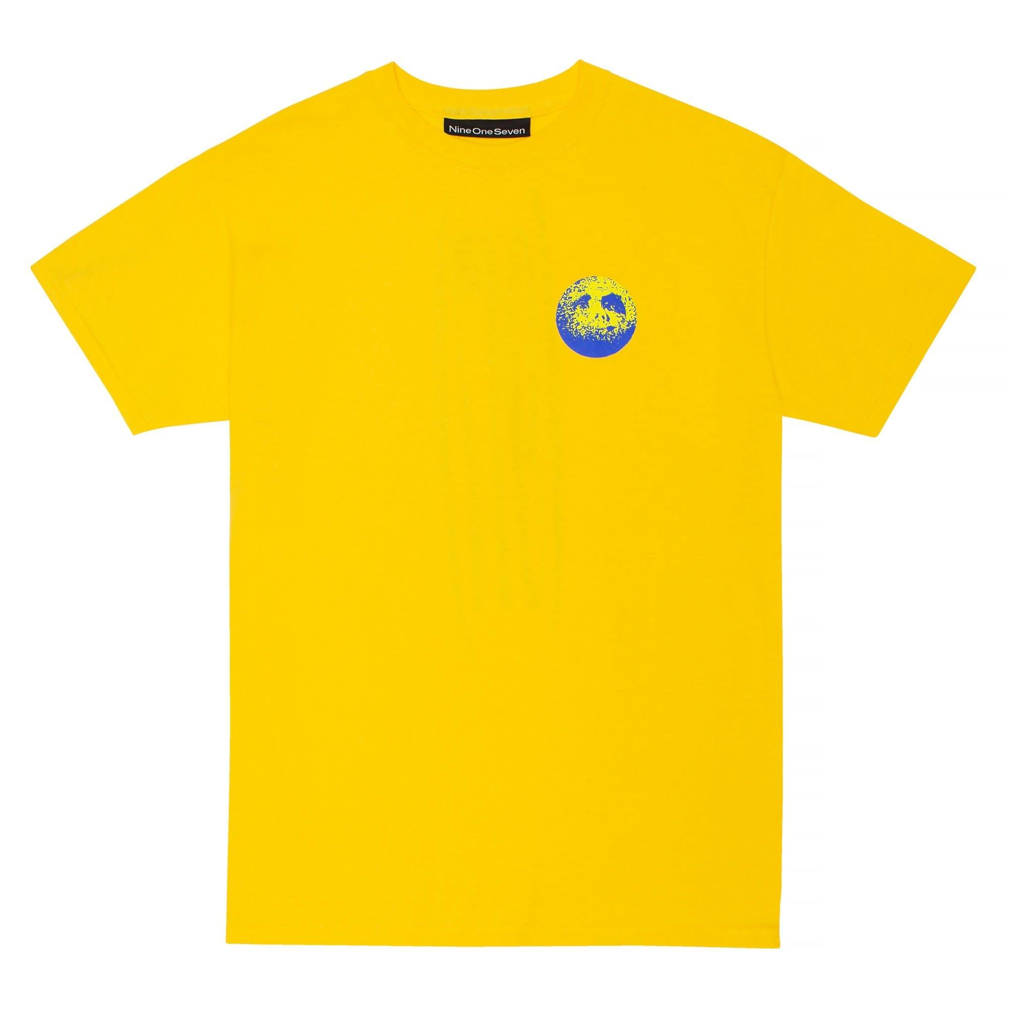 Call Me 917 Melon Tee Yellow