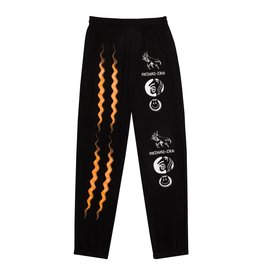 CallMe917 Matrix Sweatpants Black