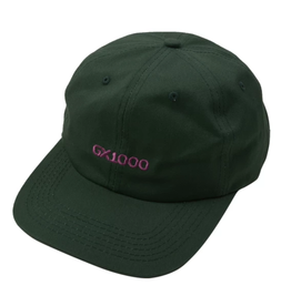 GX1000 GX1000 OG Logo 6 Panel Dark Green