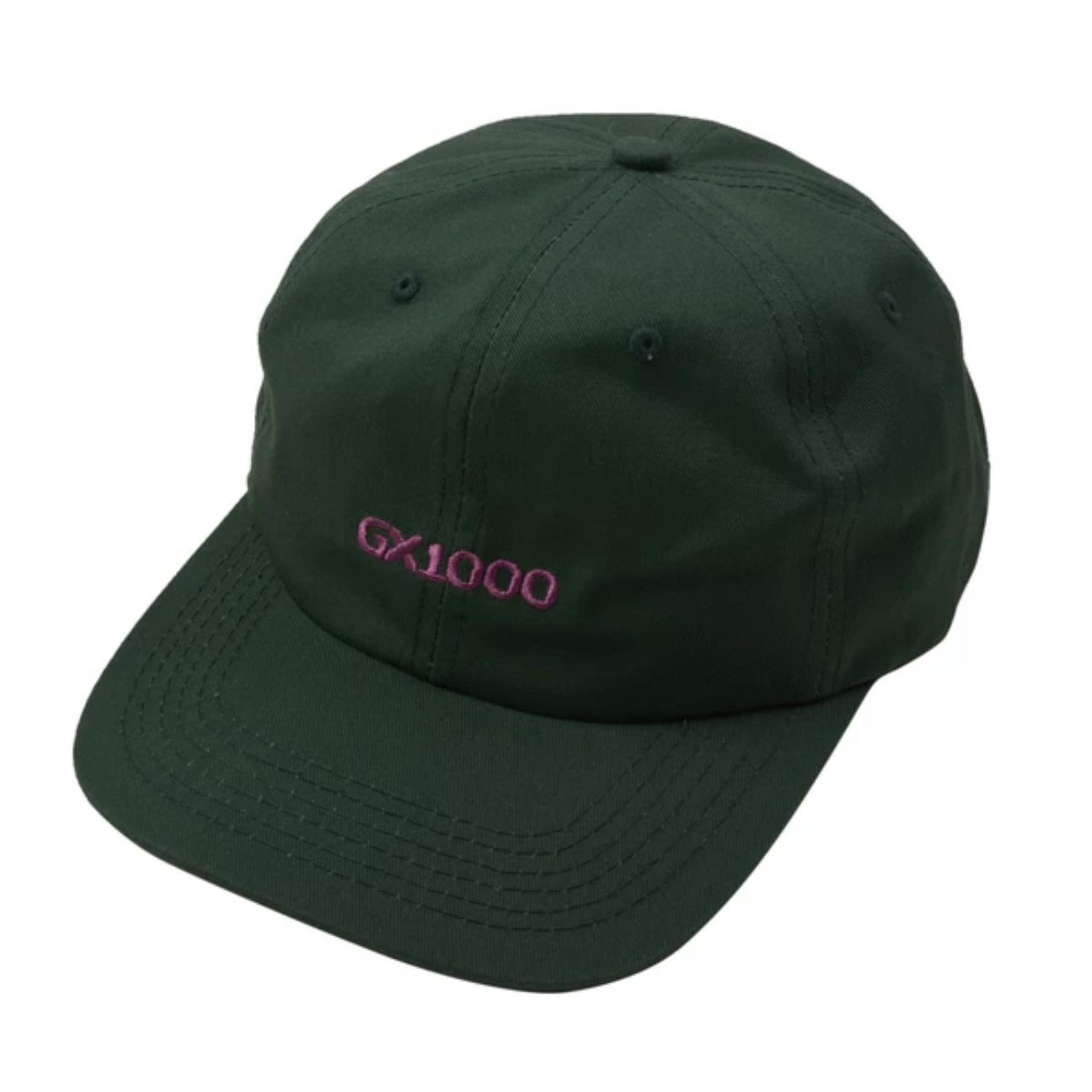 GX1000 GX1000 OG Logo 6 Panel Dark Green