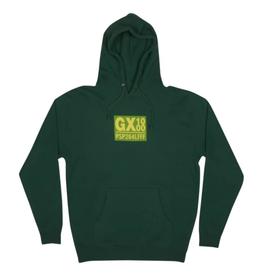 GX1000 PSP264LFFF Hoodie Dark Green