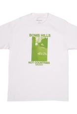 GX1000 Bomb Hills Tee White/Green